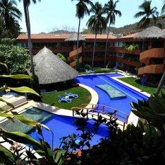 Отель La Ceiba del Mar бассейн
