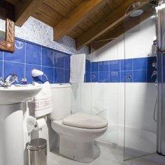 Отель Apartamentos Rurales La Canalina сауна