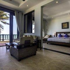 Отель Lotus Muine Resort & Spa 4* Бунгало с различными типами кроватей фото 13