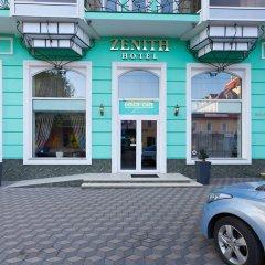 Гостиница Зенит городской автобус