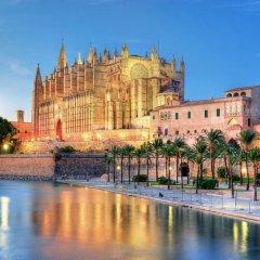 Отель Sant Francesc Hotel Singular Испания, Пальма-де-Майорка - отзывы, цены и фото номеров - забронировать отель Sant Francesc Hotel Singular онлайн бассейн фото 2