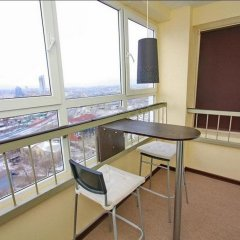 Апартаменты Apartments in Ekaterinburg балкон