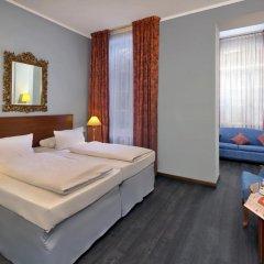 Savigny Hotel Frankfurt City 4* Улучшенный номер с различными типами кроватей фото 13