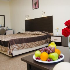 Гостиница Черное Море Отрада 4* Полулюкс с различными типами кроватей фото 5