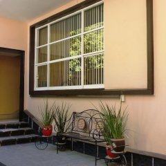 Отель Suites Diez- Eugenio Sue Мехико