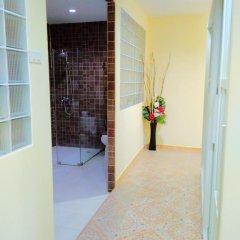 Отель Kamala Tropical Garden 3* Студия с двуспальной кроватью фото 20