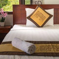 Отель Green Grass Land Villa 3* Номер Делюкс с различными типами кроватей