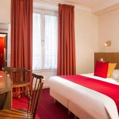 Отель Hôtel Saint Roch 2* Стандартный номер с двуспальной кроватью