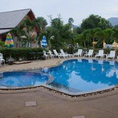 Natural Samui Hotel 2* Люкс с различными типами кроватей фото 8