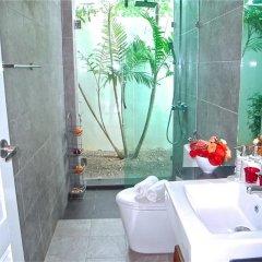 Отель CUBE 3 bedrooms Villa ванная