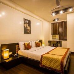 Hotel Good Palace 3* Номер Делюкс с различными типами кроватей фото 2
