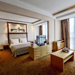 Отель Tulip Inn Putnik Белград комната для гостей фото 2