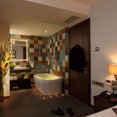 Silverland Sakyo Hotel & Spa 4* Номер Делюкс фото 7