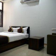 OYO 6697 Hotel Green Lemon 2* Улучшенный номер с различными типами кроватей фото 4