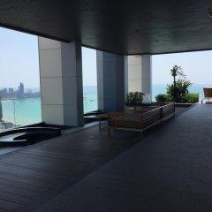 Отель Centric Sea Pattaya фитнесс-зал фото 2