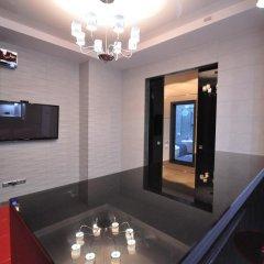Апартаменты Греческие Апартаменты Улучшенные апартаменты с различными типами кроватей фото 17