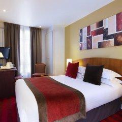 Europe Hotel Paris Eiffel 3* Стандартный номер с различными типами кроватей фото 2