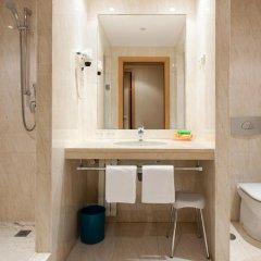 Hotel City Express Santander Parayas 3* Стандартный номер с различными типами кроватей фото 11