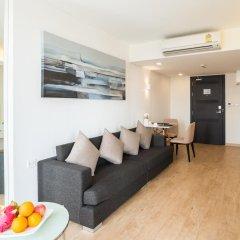 At Mind Premier Suites Hotel 3* Улучшенная студия с различными типами кроватей фото 3