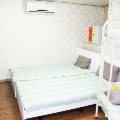 Отель Patio 59 Hongdae Guesthouse 2* Стандартный номер с различными типами кроватей фото 2