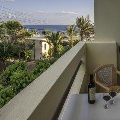 Tylissos Beach Hotel 4* Стандартный номер с двуспальной кроватью фото 4