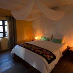 Отель La Tonnelle 2* Стандартный номер с различными типами кроватей фото 3