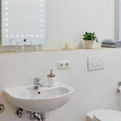 Отель Ferienwohnung Priessnitz Германия, Дрезден - отзывы, цены и фото номеров - забронировать отель Ferienwohnung Priessnitz онлайн ванная