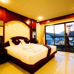 Отель Baan Sudarat Патонг комната для гостей фото 4