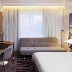 Отель Novotel Wroclaw Centrum 4* Улучшенный номер с различными типами кроватей