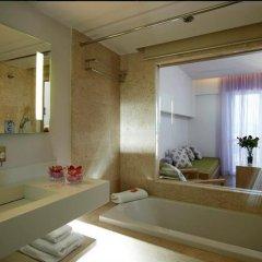 Отель Lindos Mare Resort Греция, Родос - отзывы, цены и фото номеров - забронировать отель Lindos Mare Resort онлайн ванная