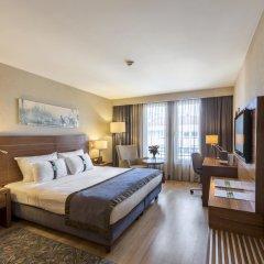 Отель Holiday Inn Istanbul Sisli 5* Стандартный номер с различными типами кроватей фото 2