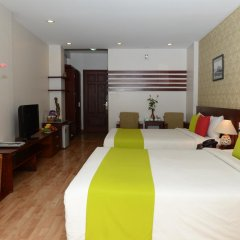 Отель Golden Land Hotel Вьетнам, Ханой - 1 отзыв об отеле, цены и фото номеров - забронировать отель Golden Land Hotel онлайн комната для гостей фото 5