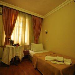 Отель Sen Palas 3* Стандартный номер с различными типами кроватей фото 4