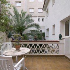 Hotel Fonda El Cami Улучшенный номер с различными типами кроватей фото 4