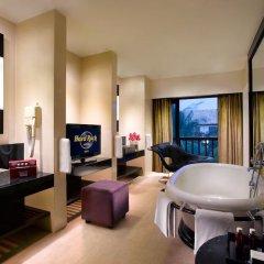Отель Hard Rock Hotel Bali Индонезия, Бали - отзывы, цены и фото номеров - забронировать отель Hard Rock Hotel Bali онлайн ванная фото 2