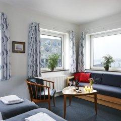 Отель Aalborg Somandshjem 3* Стандартный номер фото 7