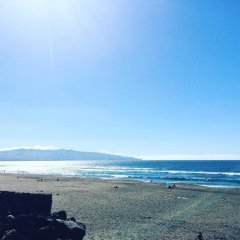 Отель Surf Beach_Santa Barbara Secret Gardens пляж