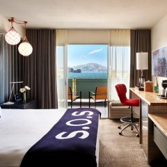 Hotel Zephyr San Francisco 4* Номер категории Премиум с различными типами кроватей фото 4