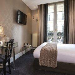 Отель Hôtel Claridge 4* Стандартный номер с различными типами кроватей фото 4
