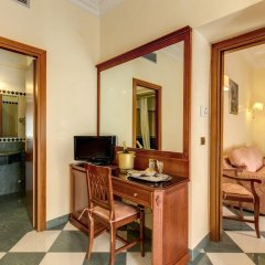 Отель Contilia 3* Стандартный номер с различными типами кроватей фото 5