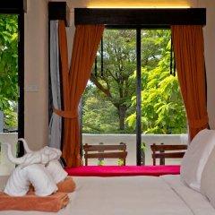 Отель Punnpreeda Beach Resort 3* Номер Делюкс с различными типами кроватей
