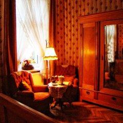 Отель Hostelik Wiktoriański Стандартный номер с различными типами кроватей фото 4