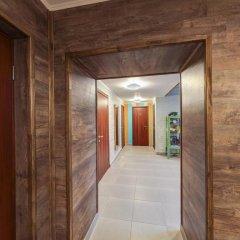 Хостел Кукуруза Кровати в общем номере с двухъярусными кроватями фото 8