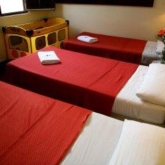 Отель Nuevo Suizo Bed and Breakfast 2* Кровать в общем номере с двухъярусной кроватью фото 4