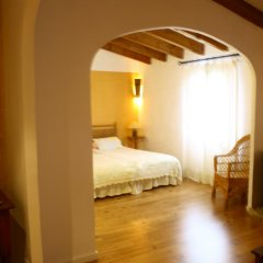 Отель Sa Plana Petit Hotel Испания, Эстелленс - отзывы, цены и фото номеров - забронировать отель Sa Plana Petit Hotel онлайн комната для гостей фото 3