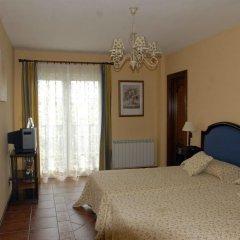 Отель Hosteria De Langre комната для гостей