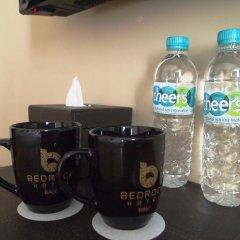 Bedrock Hotel Kuta Bali 4* Улучшенный номер с различными типами кроватей фото 2