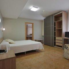 Hotel Fonda El Cami Улучшенный номер с различными типами кроватей фото 16