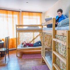 БМ Хостел Кровать в общем номере с двухъярусной кроватью фото 16