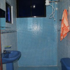 Hotel Cabanas Paradise ванная